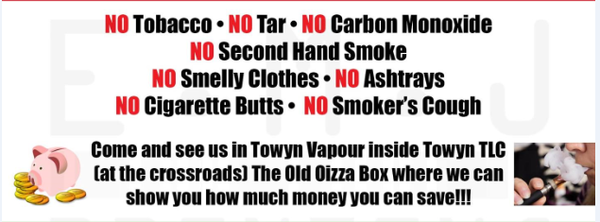 Profile Photos of Towyn Vapour the old pizza box, towyn road - Photo 27 of 44