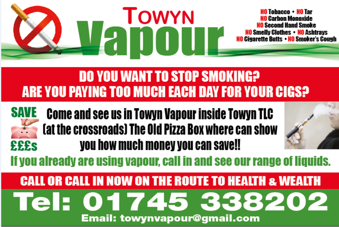 Profile Photos of Towyn Vapour the old pizza box, towyn road - Photo 44 of 44