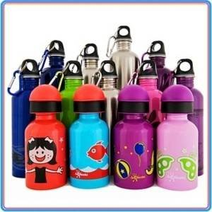 Cheeki Stainless Steel Drink Bottles Profile Photos of Bluemist Kids Online only - Photo 5 of 20