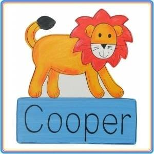Hand Painted Name Plaques Profile Photos of Bluemist Kids Online only - Photo 14 of 20
