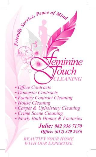 Feminine Touch Cleaning