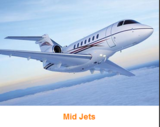 Pricelists of Private Jet Charter Flights Houston