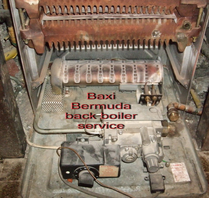 Pembrokeshire Gas Maintenance-Surprisingly Low Prices On Service & Repairs! Baxi Bermuda back boiler  & fire repairs & servicing Profile Photos of Pembrokeshire Gas Maintenance LINKS DRIVE - Photo 2 of 27