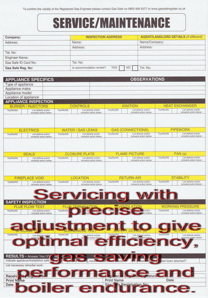 Precise Flue Gas Analysis With Optimal Adjustment To Give The Finest Gas Efficiency For Your Boiler-    Pembrokeshire Gas Maintenance Profile Photos of Pembrokeshire Gas Maintenance LINKS DRIVE - Photo 4 of 27