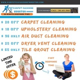 Pricelists of Carpet Cleaning Houston