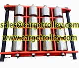 Profile Photos of GST roller skids with durable quality strong capacity