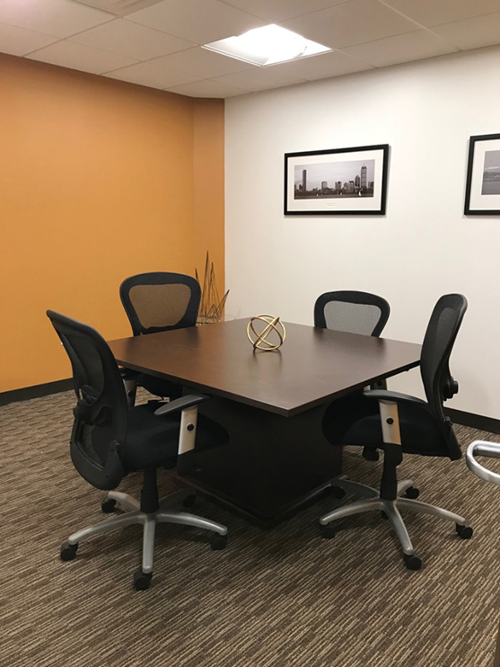 Windsor Small Conference Room - CT Divorce Mediation Center Profile Photos of CT Divorce Mediation Center, LLC 360 Bloomfield Avenue, Suite 301 – 3rd Floor - Photo 10 of 12