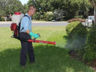 Barefoot Mosquito Control System
