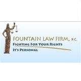 Fountain Law Firm, P.C. 3815 River Crossing Parkway, Suite 100, Room 139