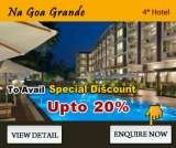 Pricelists of Goa Hotel Packages