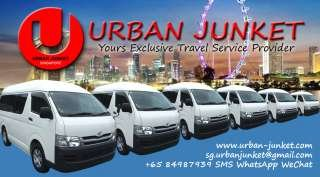 Urban Junket (Singapore Travel Services Provider)