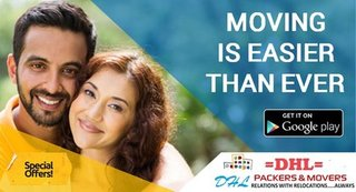 Dhl packers and movers in hyderabad