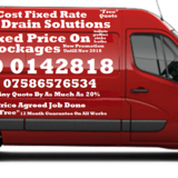 Blocked Drains & toilet services£24fixed price on blockages 1hresponse