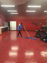 Carpet and Upholstery Cleaning of Clean Stride
