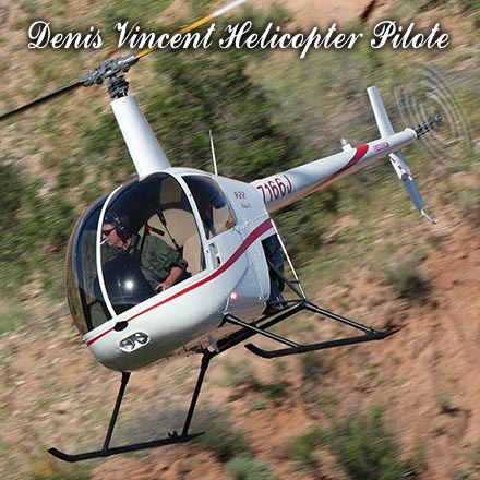Profile Photos of Denis Vincent Helicopter Pilote 70 Chaparral Square Valley - Photo 1 of 2