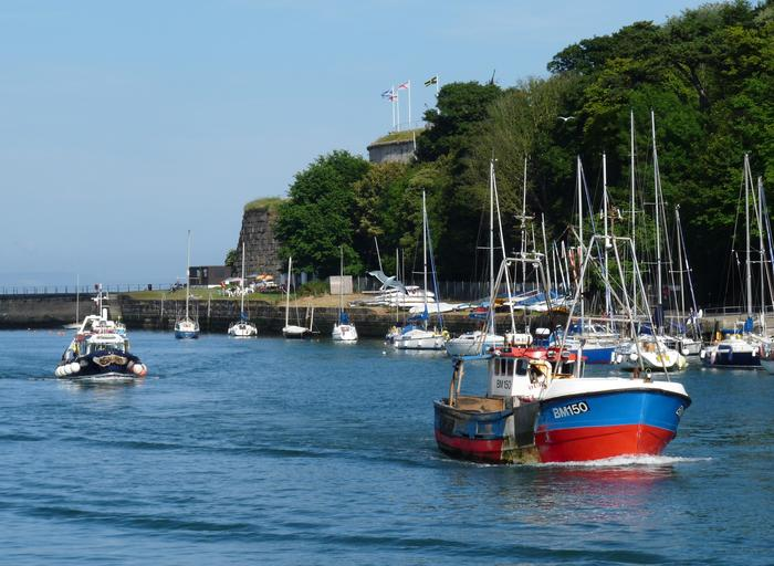 Weymouth outer Harbour Images of Aaran Guesthouse of Aaran Guesthouse 2 Esplanade - Photo 6 of 9