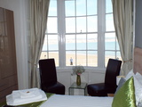 King size double room with Sea view