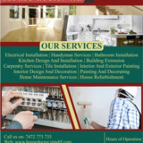 House Doctor | Kitchen design and installation services in London