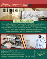 New Album of House Doctor | Kitchen design and installation services in London