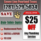 Sewer Line Pearland