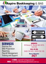 Profile Photos of Small Business Bookkeeping Services in Boonah-Aspire Bookkeeping & BAS