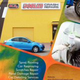 Body shop services motor & auto in Townsville | DCR Crash Repairs