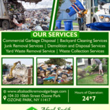 Yard Waste Disposal and Debris Removal in OZONE PARK