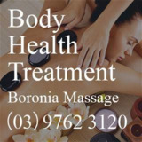 Body Health Treatment - Boronia Massage