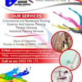 Commercial Painting Services in Essendon | Aussie painting Services