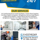 Soft Cool Refrigeration & Air-Con Pty Ltd | Cool room repairs Melbourn