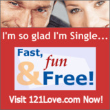 121Love Free Internet Dating Service for Singles