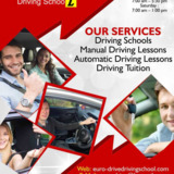 Euro-Drive Driving School   Automatic Driving lessons In Hellensvale