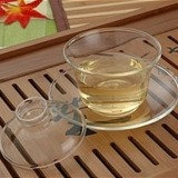 Glass double wall cup - Glass teapot - heat-resistance Glassware