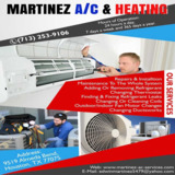 Residential Air Conditioning Service in Houston   Martinez A/C