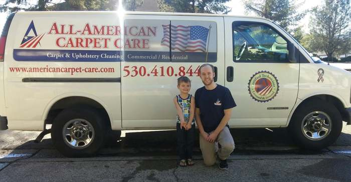 New Album of All-American Carpet Care 1343 Gehring Ct. - Photo 3 of 7