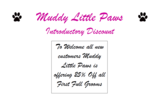 New Album of Muddy Little Paws - Professional Qualified Groomer