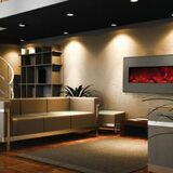 Amantii Electric Fireplace - https://www.thefireplaceclub.com/product-category/fireplaces/electric/ The Fireplace Club 94 Doncaster Ave., Unit B