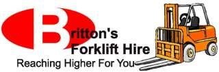 Brittons Forklift Hire