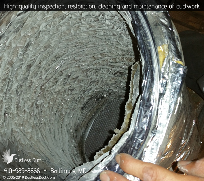Our Sevices of Dustless Duct 1 N Eutaw St - Photo 14 of 14