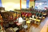 Overstock wood chairs and bar stools