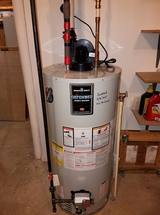 water heater replacement, R & L Plumbing and Heating LLC, Eagleville
