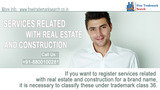 Services related with Real Estate and Construction