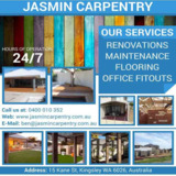Residential Extensions and Internal fit outs Perth | Jasmin Carpentry