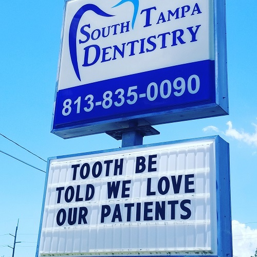 New Album of South Tampa Dentistry 3308 South Dale Mabry Highway - Photo 2 of 3