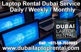 Hire Laptop Rental in Dubai - Daily/Weekly/Monthly