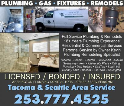 Profile Photos of Service Plumbing & Systems 1613 112th St S - Photo 2 of 4