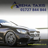 Airport taxi heathrow of Arena Taxis