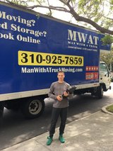 Profile Photos of Man With A Truck Moving Company