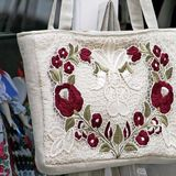 New Album of Embroidery & Monogramming By Ann