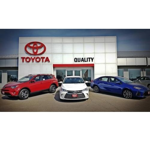 Profile Photos of Quality Toyota 1125 W Lincoln Ave - Photo 3 of 4